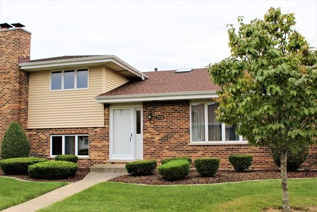 7339 W 153rd Place, Orland Park, IL 60462 (MLS #10116956) :: Littlefield Group