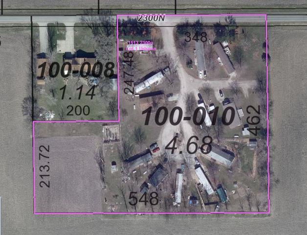 1513 County Road 2300 N, Thomasboro, IL 61878 (MLS #10116958) :: The Dena Furlow Team - Keller Williams Realty