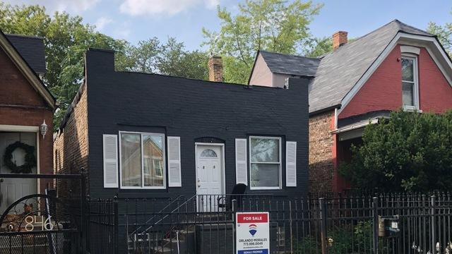 848 N Trumbull Avenue, Chicago, IL 60651 (MLS #10116973) :: Touchstone Group