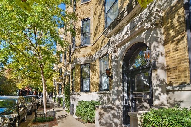 211 W St Paul Avenue B, Chicago, IL 60614 (MLS #10116983) :: Touchstone Group