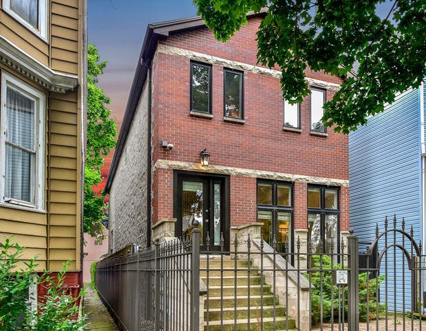 3409 N Troy Street, Chicago, IL 60618 (MLS #10116984) :: The Dena Furlow Team - Keller Williams Realty