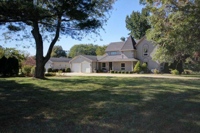 2067 Cr. 1100 N., SIDNEY, IL 61877 (MLS #10117087) :: Property Consultants Realty