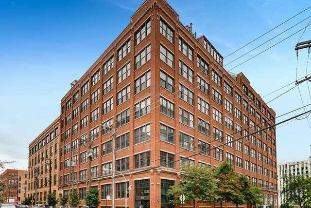 913 W Van Buren Street 7B, Chicago, IL 60607 (MLS #10117108) :: Touchstone Group