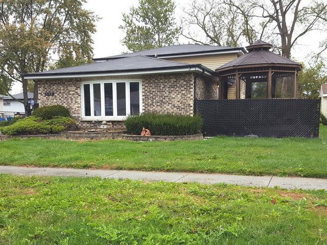 4148 143rd Street, Crestwood, IL 60418 (MLS #10117191) :: Ani Real Estate