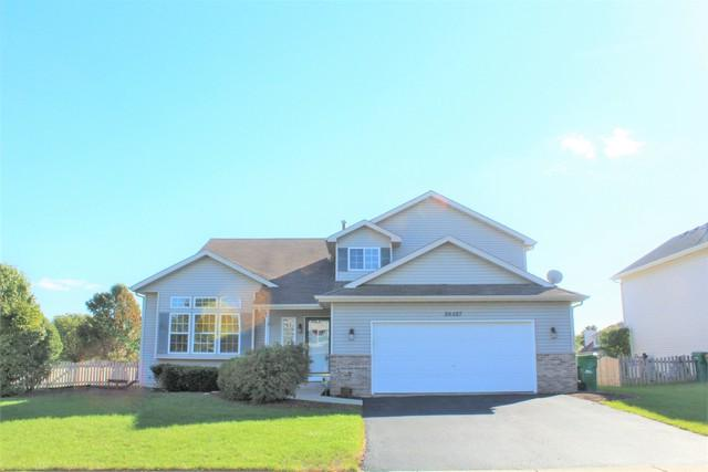 26527 W Deer Path, Channahon, IL 60410 (MLS #10117226) :: Leigh Marcus | @properties
