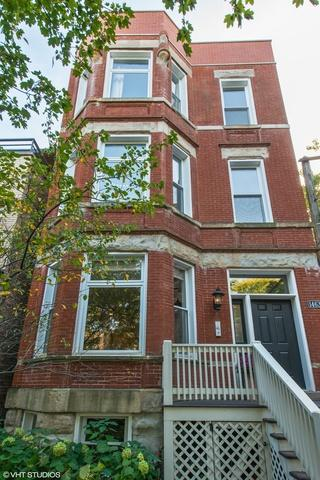 1463 W Cuyler Avenue #1, Chicago, IL 60613 (MLS #10117265) :: Property Consultants Realty