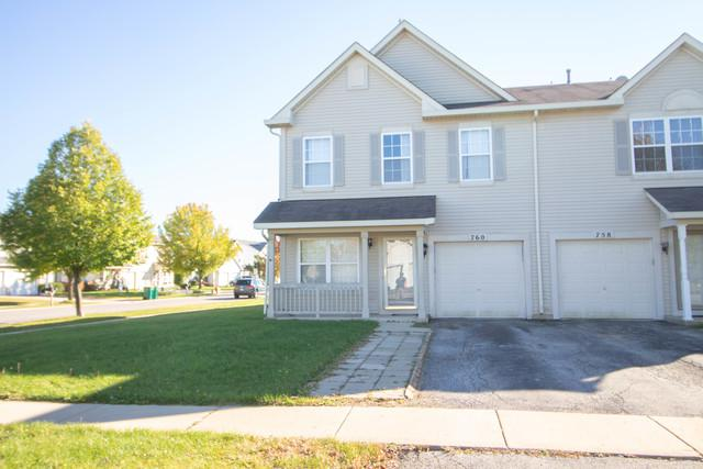 760 S Shannon Drive, Romeoville, IL 60446 (MLS #10117309) :: Berkshire Hathaway HomeServices Snyder Real Estate