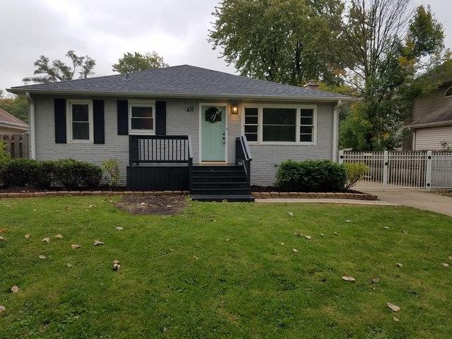 439 Barron Street, Bensenville, IL 60106 (MLS #10117350) :: The Dena Furlow Team - Keller Williams Realty
