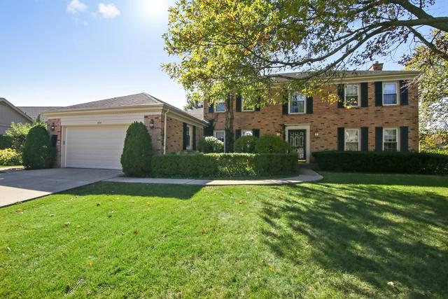 3731 Russett Lane, Northbrook, IL 60062 (MLS #10117450) :: The Spaniak Team
