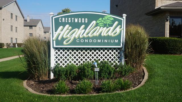 13953 Le Claire Avenue #210, Crestwood, IL 60418 (MLS #10117489) :: Century 21 Affiliated