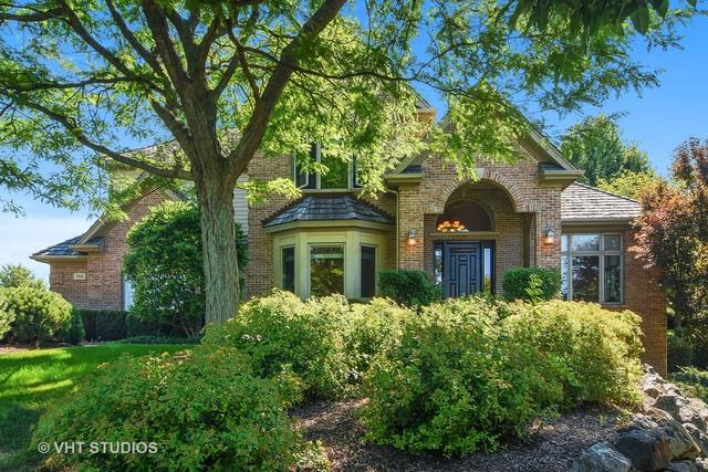 114 Governors Way, Hawthorn Woods, IL 60047 (MLS #10117529) :: The Perotti Group | Compass Real Estate