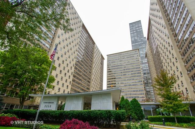 3950 N Lake Shore Drive 1723D, Chicago, IL 60613 (MLS #10117579) :: Property Consultants Realty