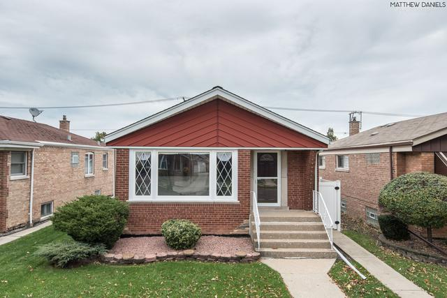 5841 S Newcastle Avenue, Chicago, IL 60638 (MLS #10117821) :: The Dena Furlow Team - Keller Williams Realty