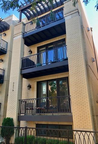 2219 W Wabansia Avenue 1W, Chicago, IL 60647 (MLS #10117851) :: The Perotti Group | Compass Real Estate