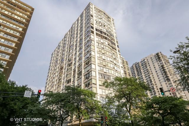 5757 N Sheridan Road 10G, Chicago, IL 60660 (MLS #10117857) :: John Lyons Real Estate