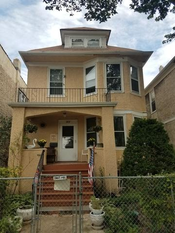 1837 N Harding Avenue N, Chicago, IL 60647 (MLS #10117951) :: The Perotti Group   Compass Real Estate