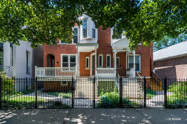 1632 N Claremont Avenue, Chicago, IL 60647 (MLS #10118097) :: The Perotti Group | Compass Real Estate