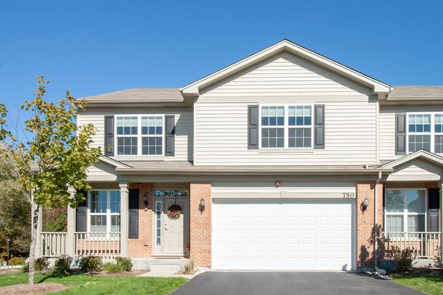 750 Spencer Lane, Lake Zurich, IL 60047 (MLS #10118104) :: The Jacobs Group