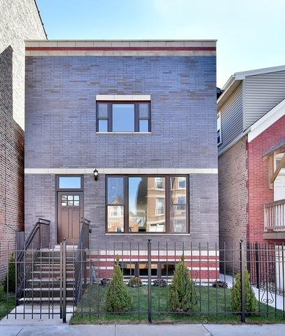 909 N Francisco Avenue, Chicago, IL 60622 (MLS #10118125) :: The Perotti Group | Compass Real Estate