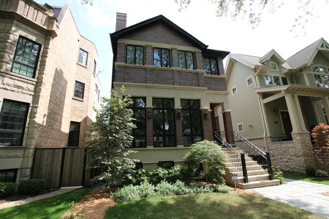 3837 N Hoyne Avenue, Chicago, IL 60618 (MLS #10118145) :: Touchstone Group