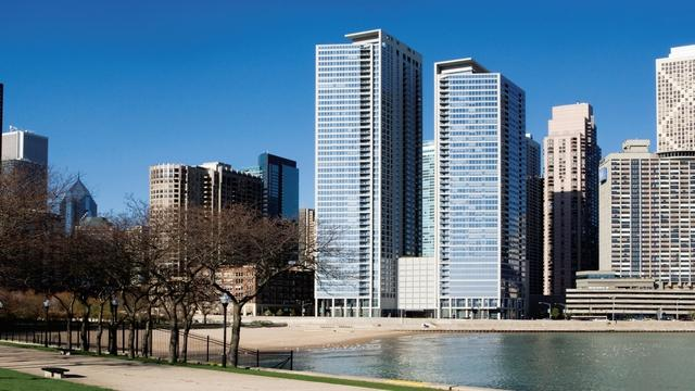 600 N Lake Shore Drive #1110, Chicago, IL 60611 (MLS #10118197) :: Touchstone Group