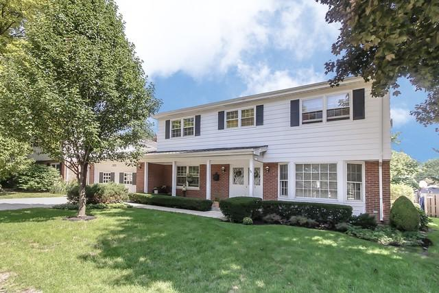 203 S Ridge Avenue, Arlington Heights, IL 60005 (MLS #10118211) :: The Jacobs Group