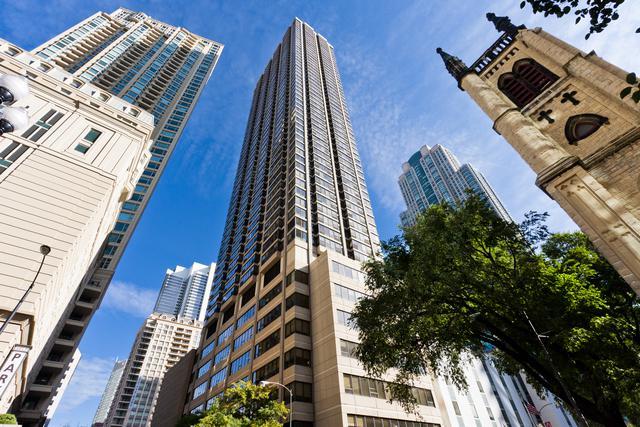 30 E Huron Street #2808, Chicago, IL 60611 (MLS #10118241) :: Touchstone Group