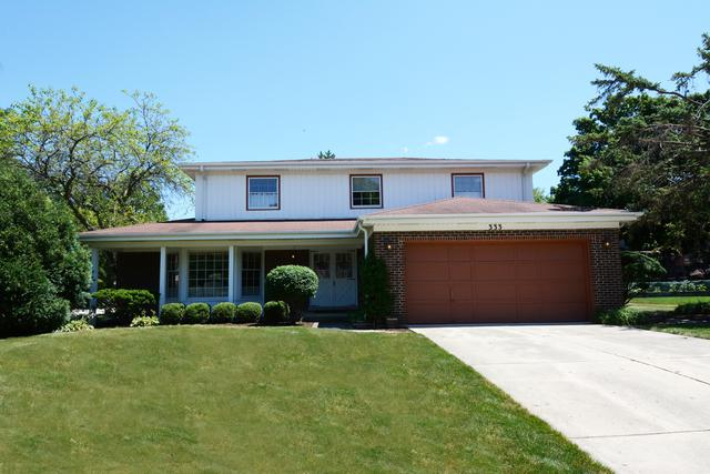 333 S Royal Court, Palatine, IL 60067 (MLS #10118246) :: The Jacobs Group