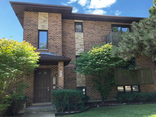 453 Burlington Avenue #1, Clarendon Hills, IL 60514 (MLS #10118249) :: Domain Realty