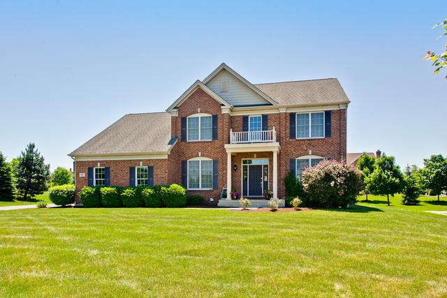7 Olympic Drive, South Barrington, IL 60010 (MLS #10118260) :: Baz Realty Network | Keller Williams Preferred Realty