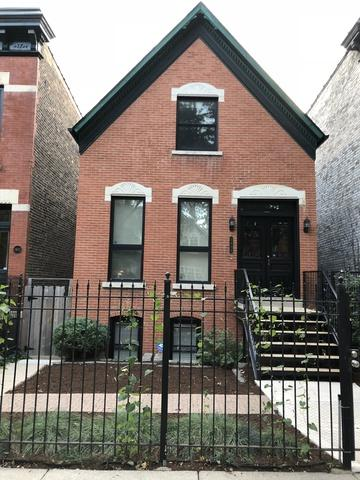 1454 N Bell Avenue, Chicago, IL 60622 (MLS #10118282) :: The Perotti Group | Compass Real Estate