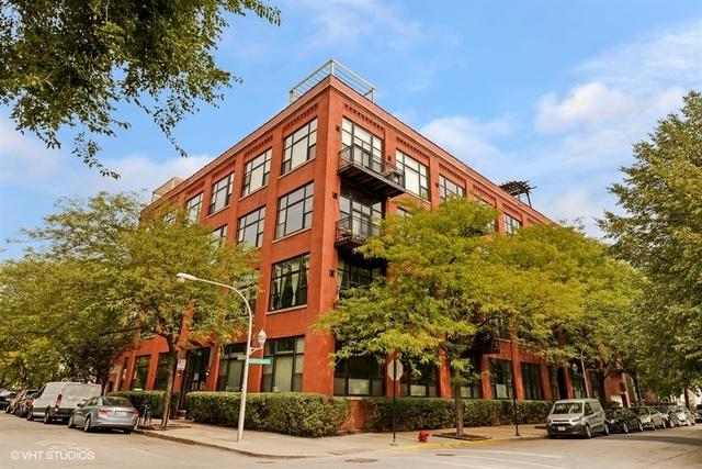 1259 N Wood Street #203, Chicago, IL 60622 (MLS #10118382) :: The Perotti Group | Compass Real Estate