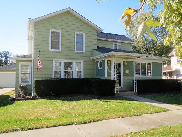 210 N Mason Avenue, Amboy, IL 61310 (MLS #10118459) :: Leigh Marcus | @properties