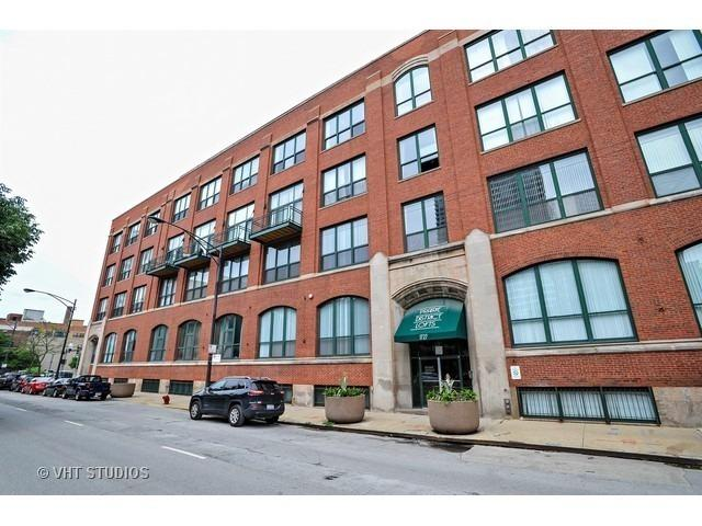 1727 S Indiana Avenue #312, Chicago, IL 60616 (MLS #10118586) :: Domain Realty