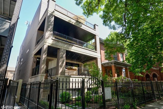 2912 W Shakespeare Avenue #1, Chicago, IL 60647 (MLS #10118621) :: Touchstone Group