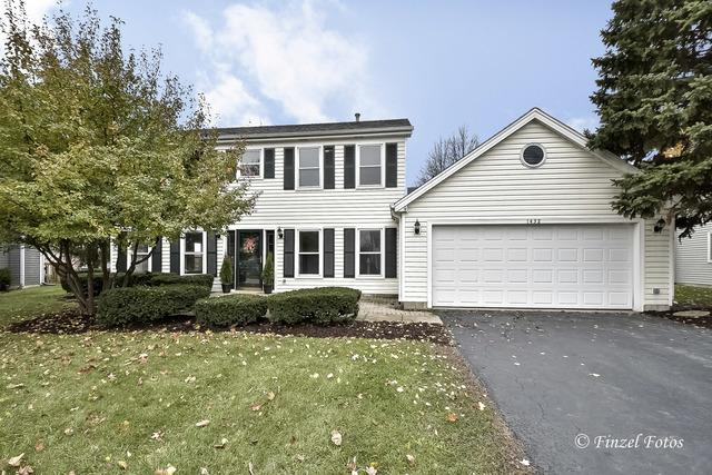 1432 Parkridge Drive, Crystal Lake, IL 60014 (MLS #10118716) :: Lewke Partners