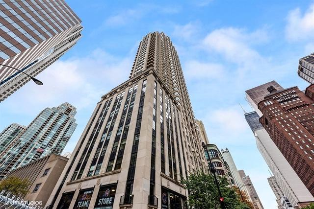 118 E Erie Street 30G, Chicago, IL 60611 (MLS #10118768) :: The Perotti Group | Compass Real Estate