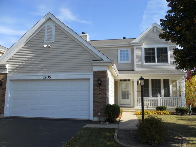 1705 Hillside Court, Gurnee, IL 60031 (MLS #10118855) :: The Wexler Group at Keller Williams Preferred Realty