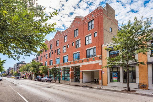 2840 N Lincoln Avenue H4, Chicago, IL 60657 (MLS #10118874) :: The Perotti Group | Compass Real Estate