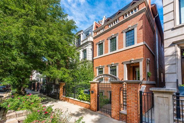 1639 N Burling Street, Chicago, IL 60614 (MLS #10119012) :: The Perotti Group | Compass Real Estate