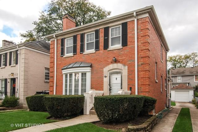 843 N Marion Street, Oak Park, IL 60302 (MLS #10119114) :: Baz Realty Network | Keller Williams Preferred Realty