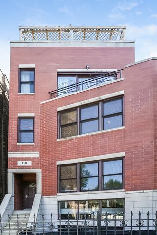 2117 W Armitage Avenue #2, Chicago, IL 60647 (MLS #10119262) :: The Perotti Group | Compass Real Estate