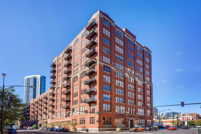 360 W Illinois Street #618, Chicago, IL 60654 (MLS #10119279) :: The Perotti Group | Compass Real Estate