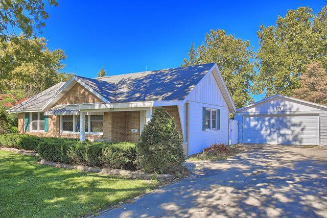 304 W Central Avenue, Thomasboro, IL 61878 (MLS #10119440) :: Ani Real Estate