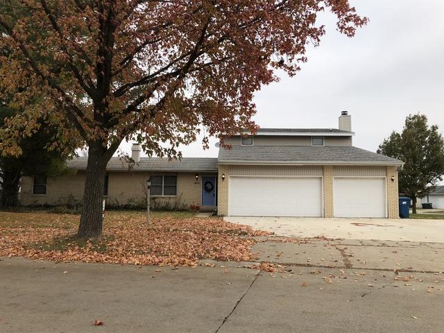 1612 Trails Drive, Urbana, IL 61802 (MLS #10119566) :: Ryan Dallas Real Estate