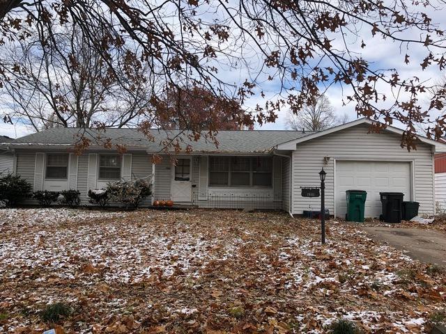 1910 Winchester Drive, Champaign, IL 61821 (MLS #10119575) :: Ryan Dallas Real Estate