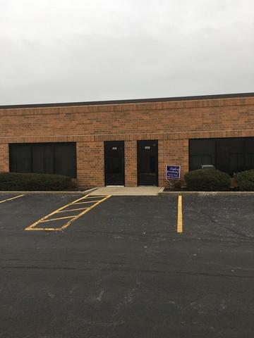 30W260 Butterfield Road #209, Warrenville, IL 60555 (MLS #10119624) :: Domain Realty