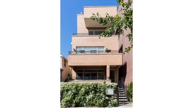 3052 N Oakley Avenue #2, Chicago, IL 60618 (MLS #10119831) :: Leigh Marcus | @properties