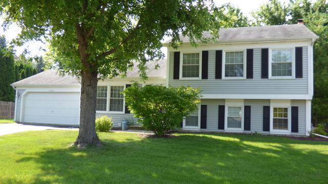 446 Hunters Way, Fox River Grove, IL 60021 (MLS #10120015) :: Lewke Partners