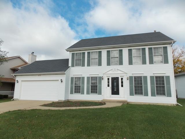 477 Barberry Circle, Yorkville, IL 60560 (MLS #10120088) :: BNRealty